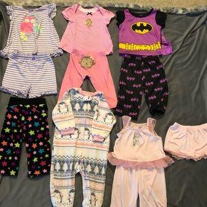 Other - 12 month girl pj bundle